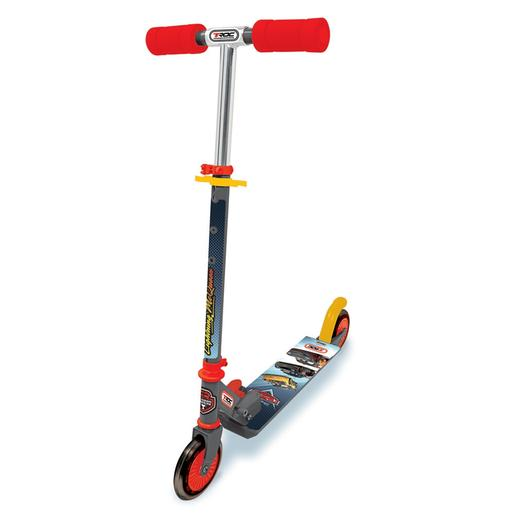 Smoby - Cars - Patinete Plegable
