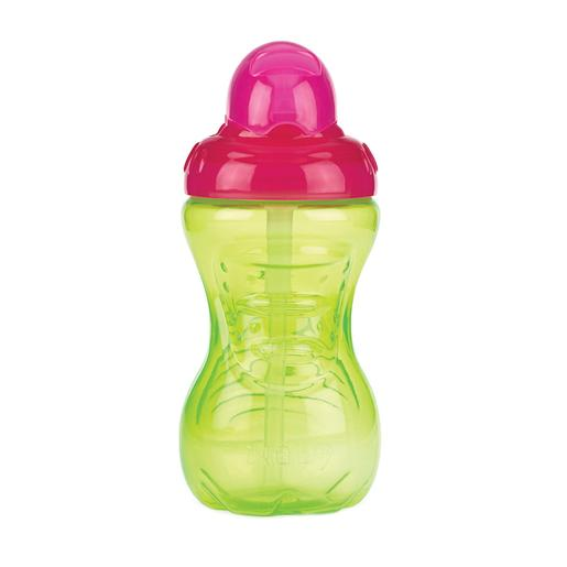 Nuby - Taza Antigoteo Easy to Grip Flip-It 300 ml (varios modelos)