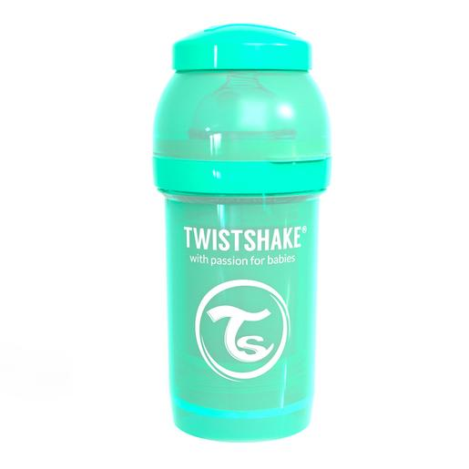 Twistshake - Biberón 180 ml - Verde