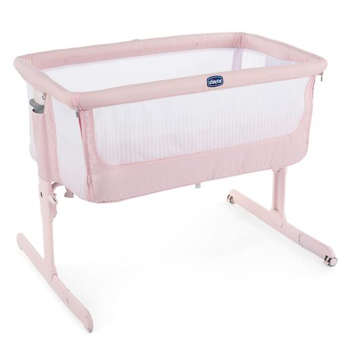 Chicco - Cuna colecho Next2Me Air Paradise Pink Chicco