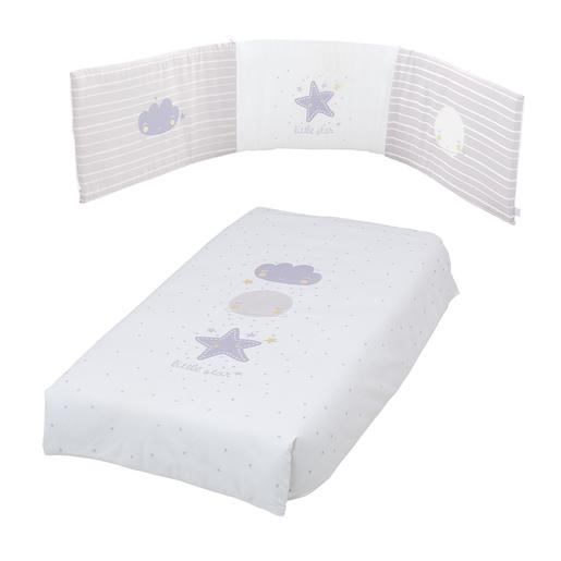 Micuna - Set de Cuna My Little Star 120 x 60 cm