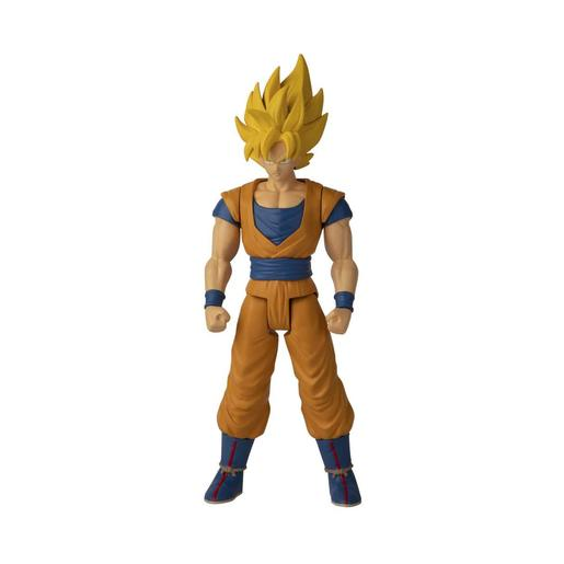 Dragon Ball - Goku Super Saiyan - Figuras Limit Breakers