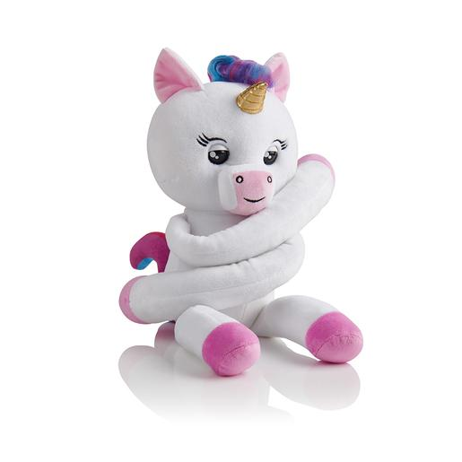 Fingerlings Hugs - Peluche Unicornio Interactivo