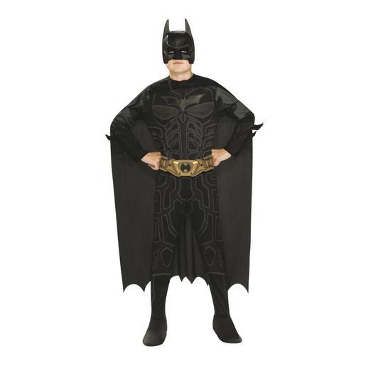 Batman - Disfraz Batman TDKR con Accesorios en Caja 7-8 años