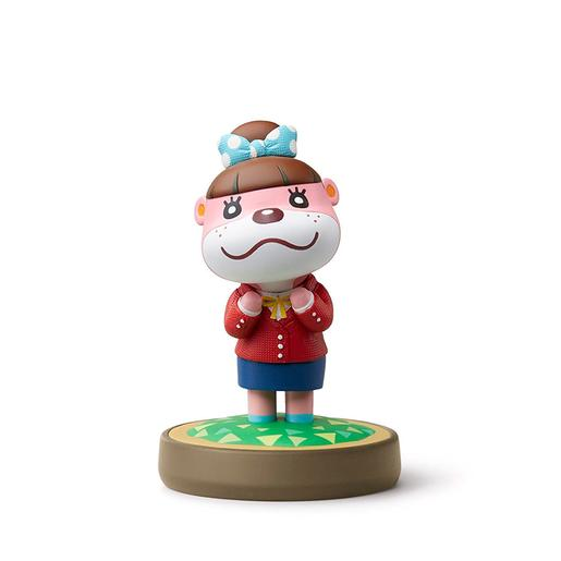 Nintendo - Figura Amiibo Animal Crossing - Nuria