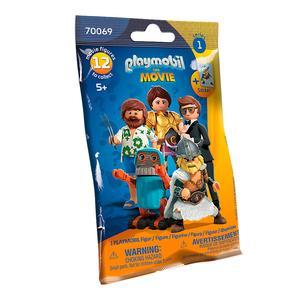 ToysRus|Playmobil - Sobre Sorpresa Playmobil The Movie Serie 1 - 70069 (varios modelos)