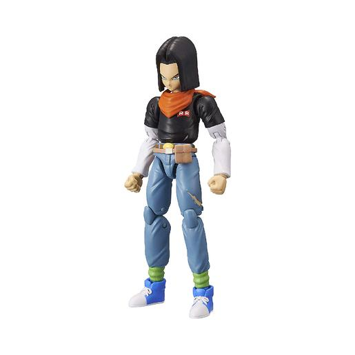 Dragon Ball - Android 17 - Figura Deluxe Súper