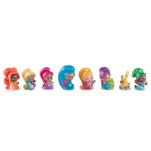 Shimmer y Shine - Fisher Price - Pack 8 Genios (varios modelos)