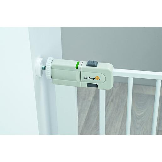 Safety 1st - Barrera de Puerta Easy Close Metal