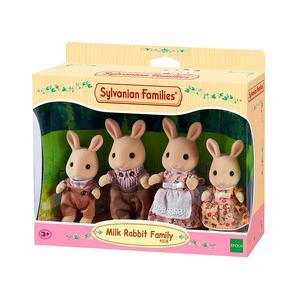 ToysRus Sylvanian Families - Familia Conejos Blancos