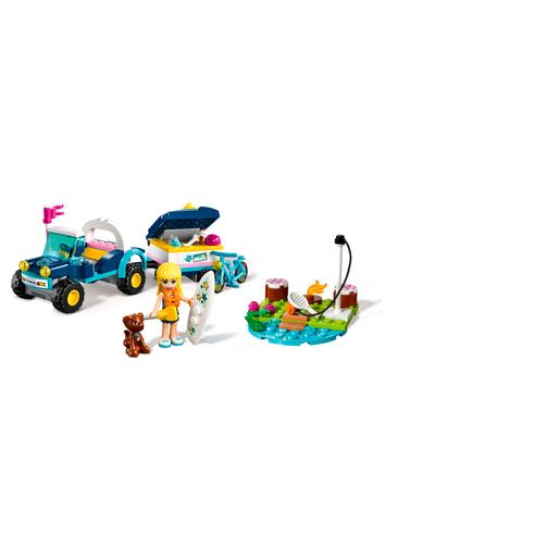 LEGO Friends - Buggy y Remolque de Stephanie - 41364