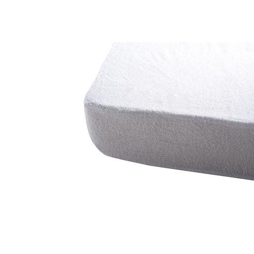 Protector colchón maxicuna rizo 70x140