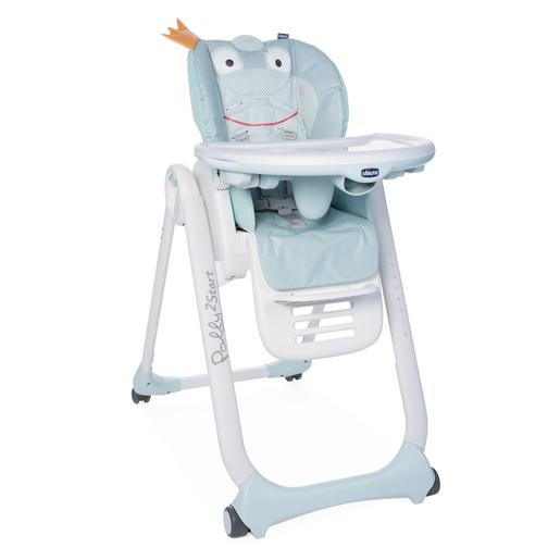 Chicco - Trona Polly 2 Start Froggy