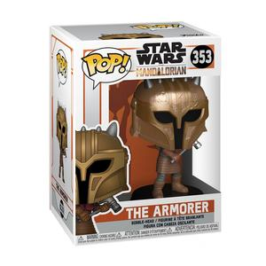 ToysRus|Star Wars - The armorer The Mandalorian - Figura Funko POP