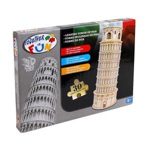 Puzzle 3D Torre Pisa