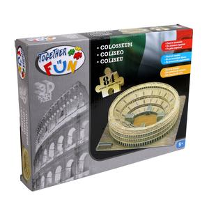 Puzzle 3D Coliseum