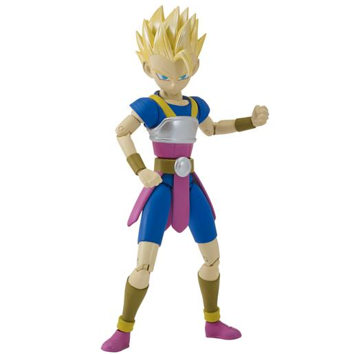 Dragon Ball - Super Saiyan Cabba - Figura Deluxe Súper
