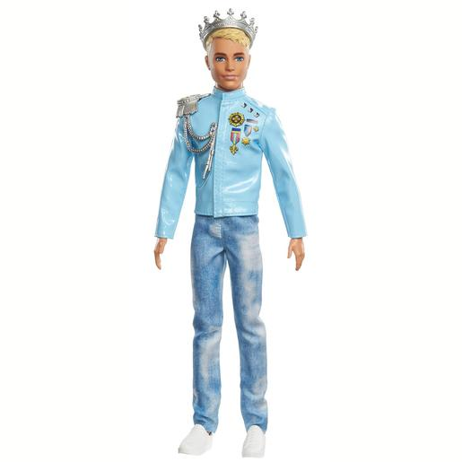 Barbie - Muñeco Ken Princess Adventure