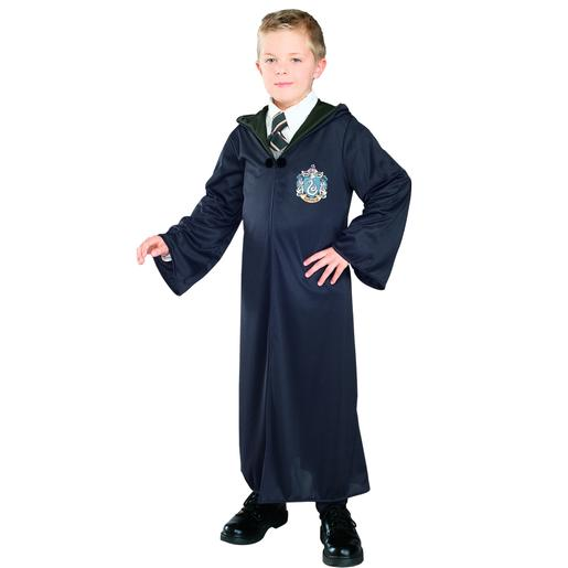 Harry Potter - Túnica Infantil Slytherin 5-7 años
