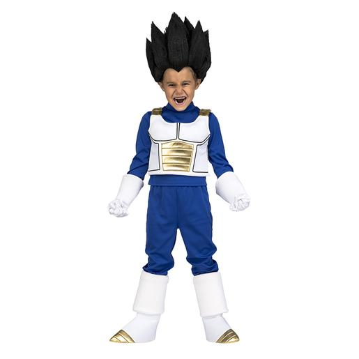 Dragon Ball - Disfraz Vegeta 7-9 años