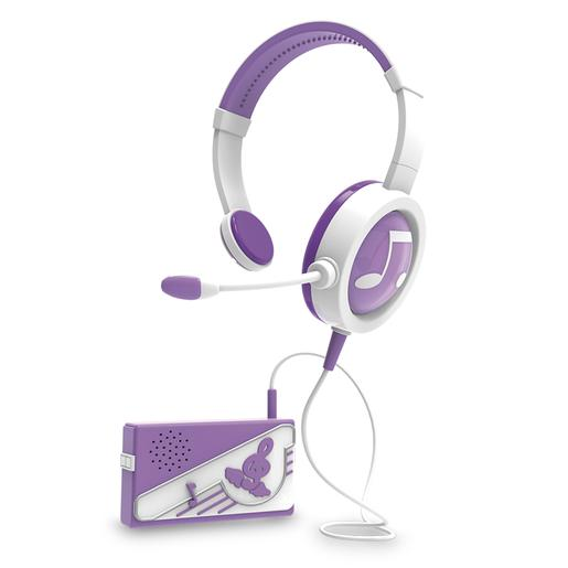 Miracle Tunes - Emily - Auriculares Lila