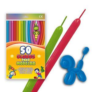 ToysRus|Pack 50 Globos de Modelar