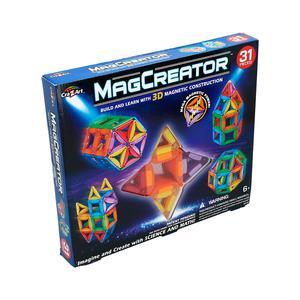 MagCreator – Set 31 Piezas