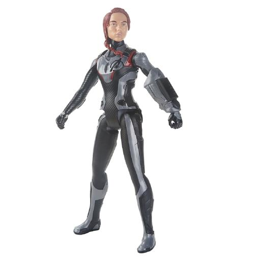 Los Vengadores - Black Widow Figura Titan Hero