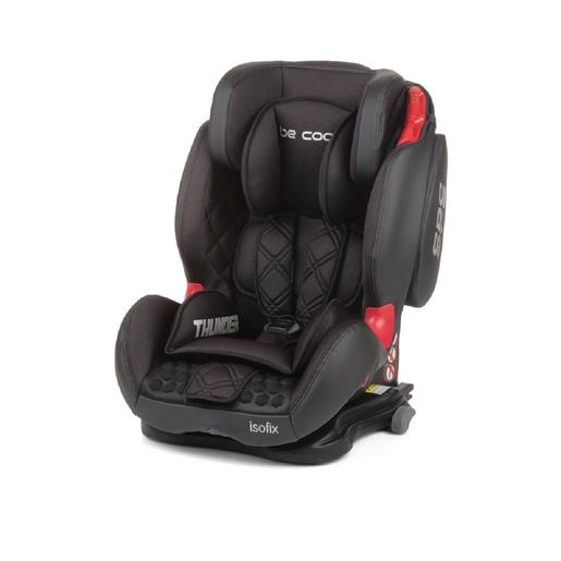 Be Cool – Silla Auto Thunder Isofix Gr.1/2/3