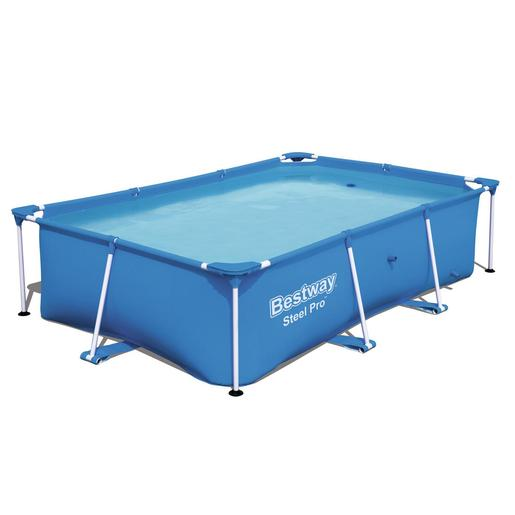 Bestway - Piscina Rectangular Steel Pro 259 x 170 cm