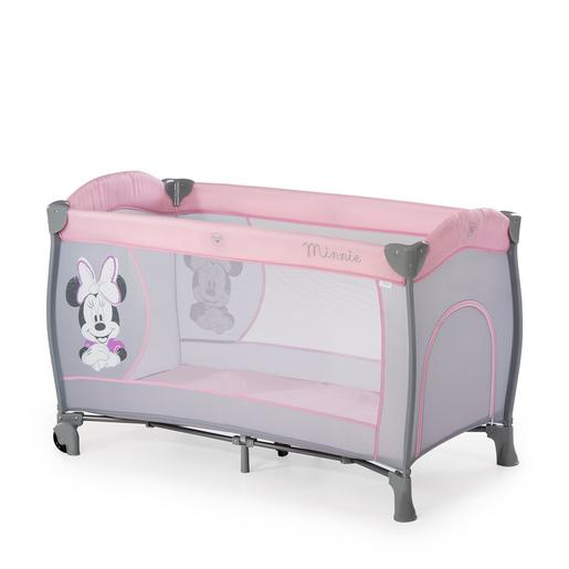 Hauck - Minnie Mouse - Cuna Sleep N Go Plus