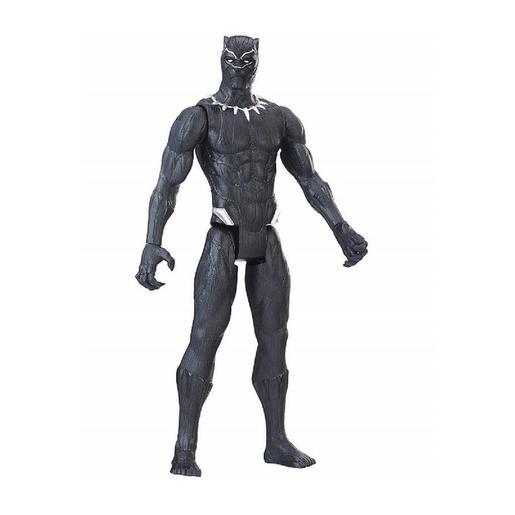 Los Vengadores - Black Panther Figura Titan Hero