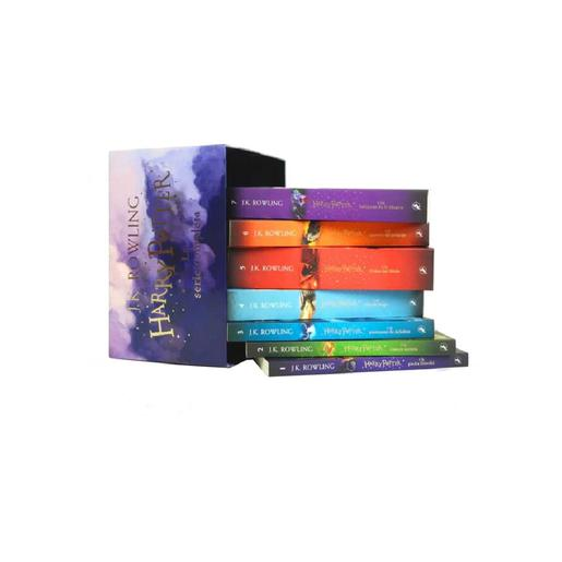 Harry Potter - Pack de libros serie completa