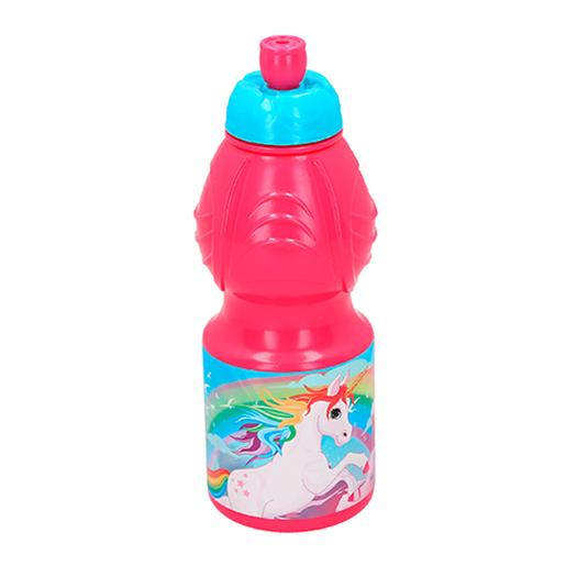 Botella Sport 400 ml Unicornio