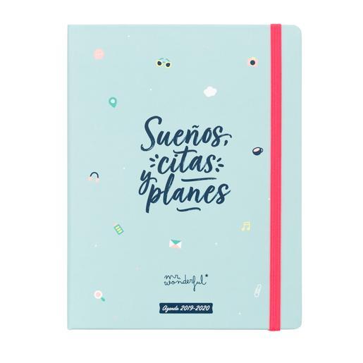 Mr. Wonderful - Sueños, Citas y Planes - Agenda Clásica 2019-2020