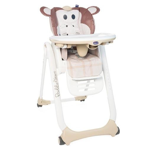 Chicco - Trona Polly 2 Start Monkey