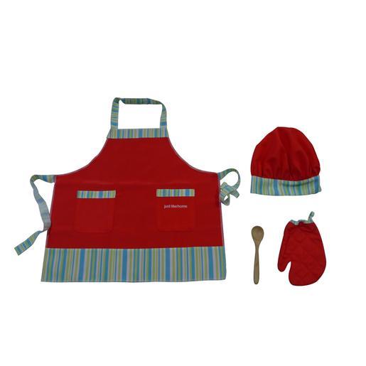 Just Like Home - Set Ropa Cocinero (varios modelos)