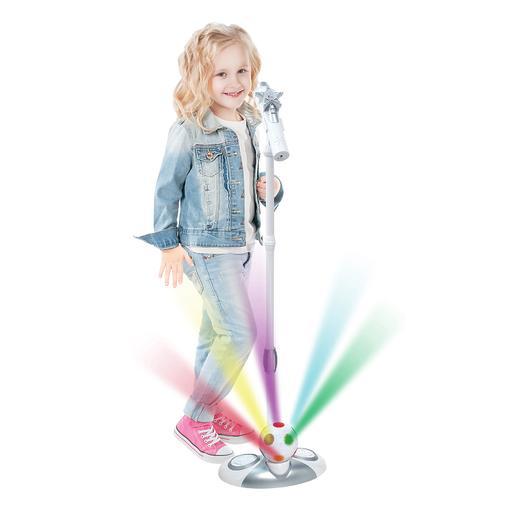 My Music Style - Micrófono con Bola Disco