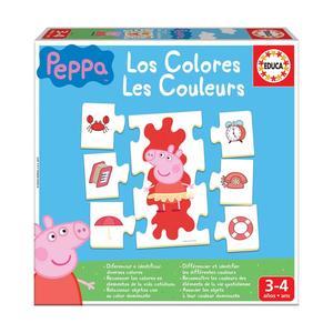 Educa Borrás – Peppa Pig – Aprendo los Colores