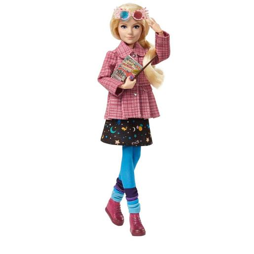 Harry Potter - Muñeca Luna Lovegood