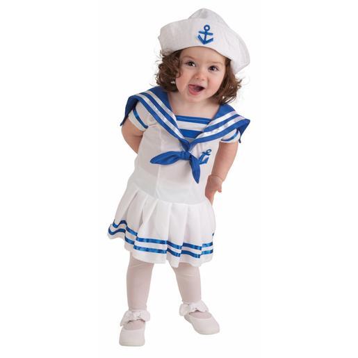 foto Disfraz Bebé - Marinera 0-12 Meses