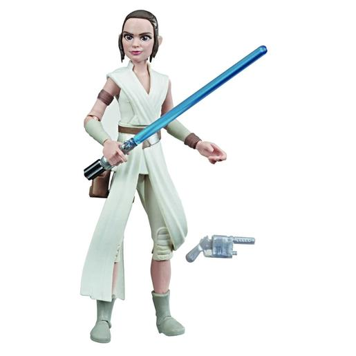 Star Wars - Rey Figura 13 cm Galaxy of Adventures