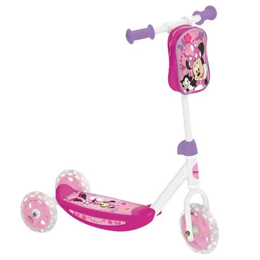 Minnie Mouse - Patinete de 3 ruedas