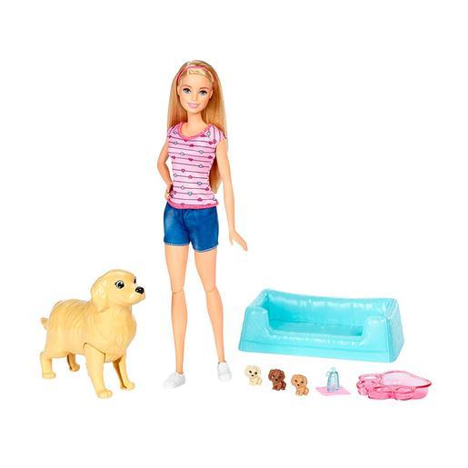 Barbie - Barbie y sus Perritos Sorpresa