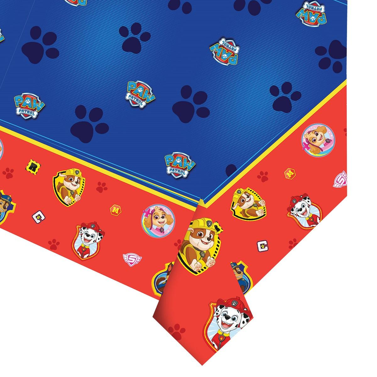 42 x 33 cm Mantel Rectangular PAW PATROL Estera de Tabla Patrulla Canina