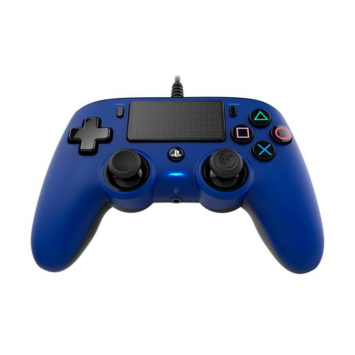 PS4 - Mando Nacon Wired Compact Azul