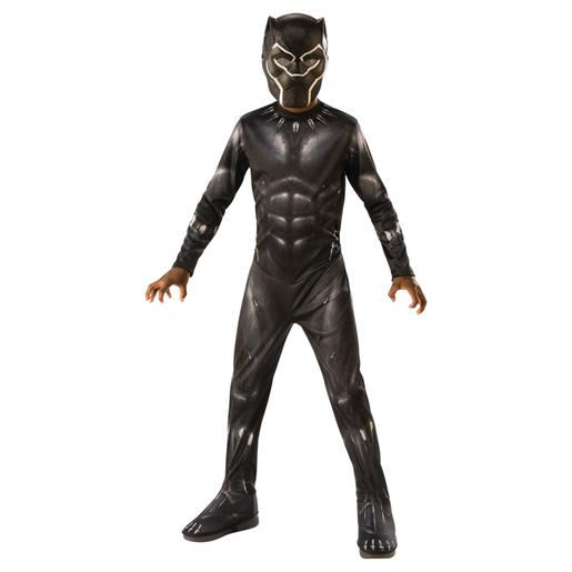 Black Panther - Disfraz Infantil 3 a 4 años