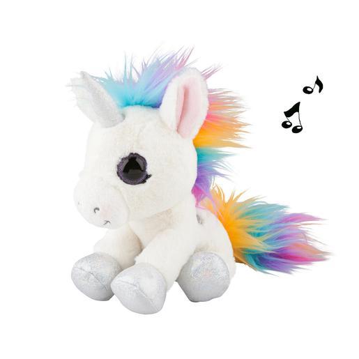 Ylvi - Unicornio de Peluche con Música - Naya