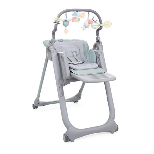 Chicco - Trona Polly Magic Relax Antiguan Sky