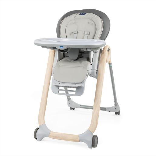 Chicco - Trona Evolutiva Polly Progres5 Edición Scandinavian Wood Chicco